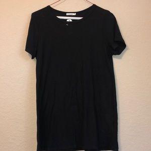 New with tags black comune Malibu tee black